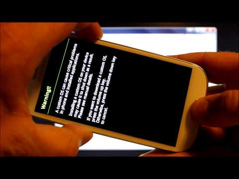 How to Root the Samsung Galaxy S3 Verizon on jelly bean 4.1.2 and keep your apps