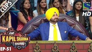 Neha Aur Sidhu Paji Ka Purana Rishta -The Kapil Sharma Show-Ep.51-15th Oct 2016