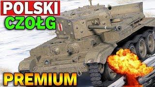 POLSKI CZOŁG PREMIUM - Cromwell - World of Tanks