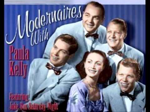 The Modernaires - Juke Box Saturday Night