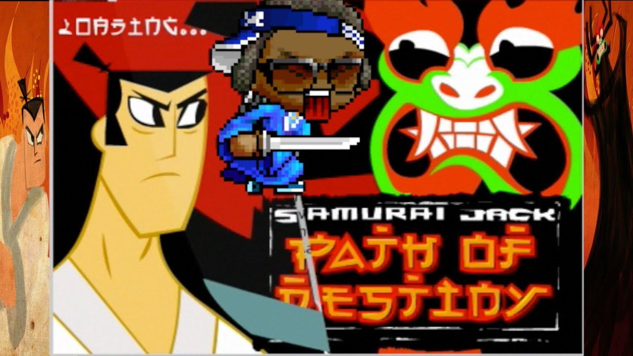 TK PLAYS Samurai Jack Path Of Destiny Whats Your