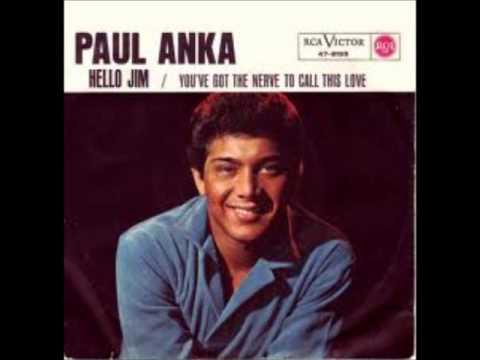Anka Paul - Hello Jim