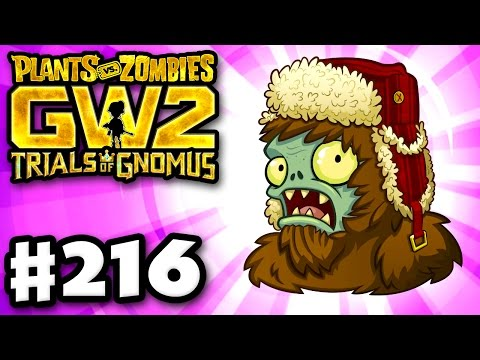 SASQUATCH BOSS HUNT! - Plants vs. Zombies: Garden Warfare 2 - Gameplay Part 216 (PC)