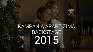 Spot Święta 2015 - making of - Karolina Malinowska i Olivier Janiak