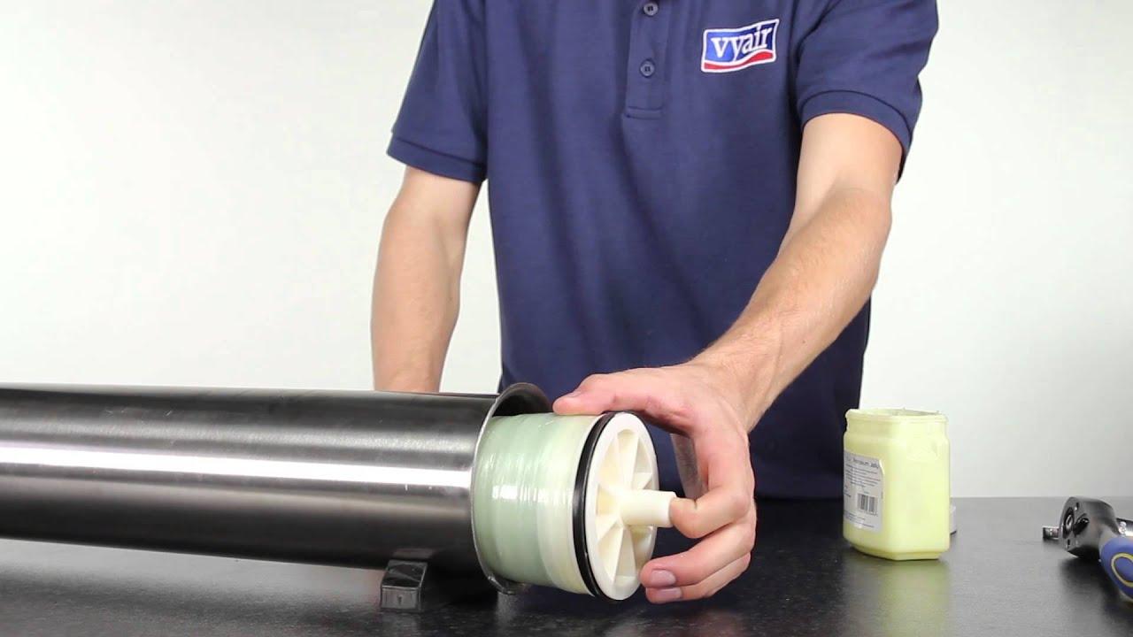Vyair 4040 4021 Stainless Steel Setup Video Youtube
