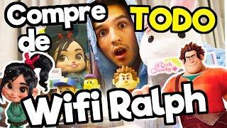 Compre TODOS los juguetes de Ralph el Demoledor 2 (MEGA CONCURSO) / Memo Aponte