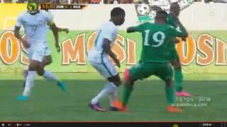 Zambia vs. Nigeria 2nd Half