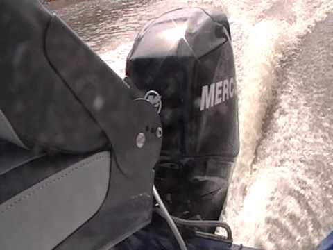 2011 Tracker Pro Team 175 TF with a Mercury 60 hp FourStroke