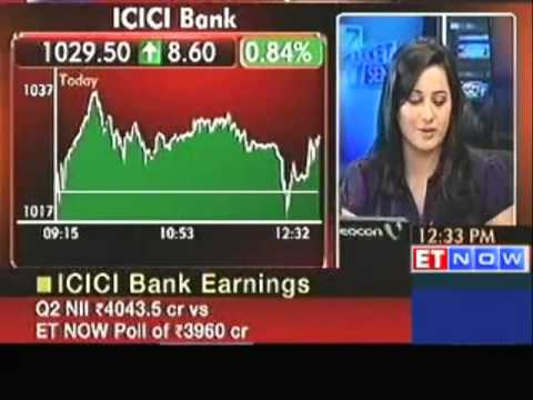 ICICI Bank Q2 PAT up 20% at Rs 2,352 crore