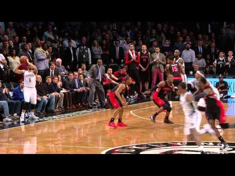 Top 10 Toronto Raptors Plays of the 2013-2014 Season