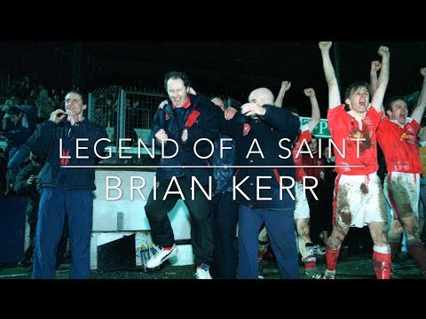 Legend Of A Saint - Brian Kerr