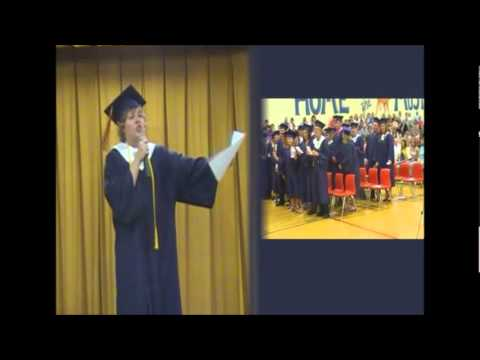 Greatest Valedictorian Speech Ever!