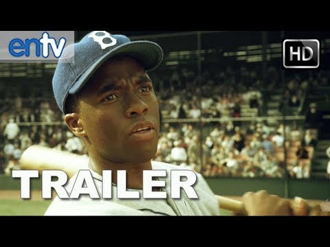 '42′ Official Trailer [HD]: The Real Life Story Of Jackie Robinson, Baseball Legend