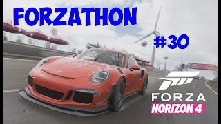 Forza Horizon 4 Forzathon en Porsche PO