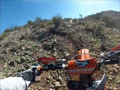 2013 Wickenburg AZ Dirtbike/ATV trip Day 1