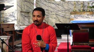 Ethiopian Ortodox  Memher Mehreteab Assefa.