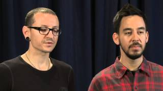 Linkin Park Talks Music For Relief - American Music Awards 2012