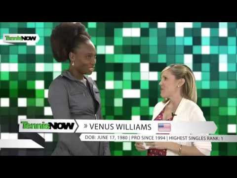 Lightning Round: Venus Williams on Happiness, Hip-Hop and the Perks of Fame