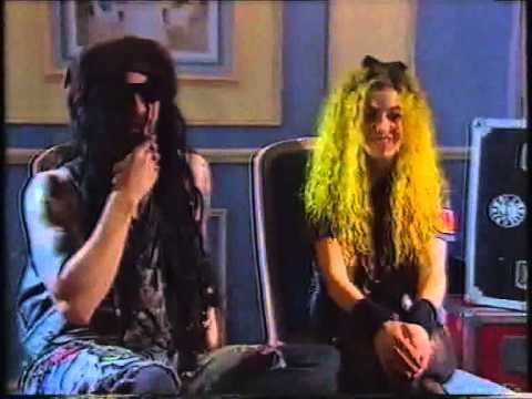 White Zombie Interview on Raw Power...