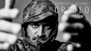 Criolo : ONErpm Soundcheck Sessions
