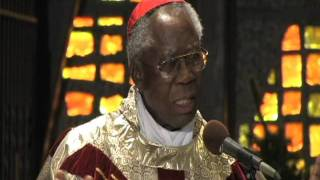 Francis Cardinal Arinze Speaking on the New Roman Missal