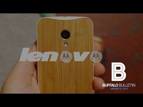 Motorola Lenovo, Facebook Paper, Nintendo Executive Pay, and Much More! -- Buffalo Bulletin
