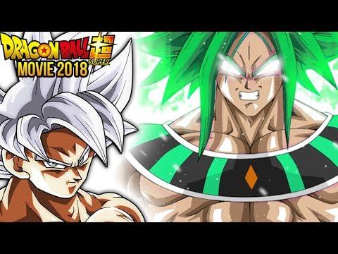 Dragon Ball Super Movie 2018 OFFICIAL TEASER TRAILER GOKU VS NEW SAIYAN! YAMOSHI!? DBS MOVIE TRAILER