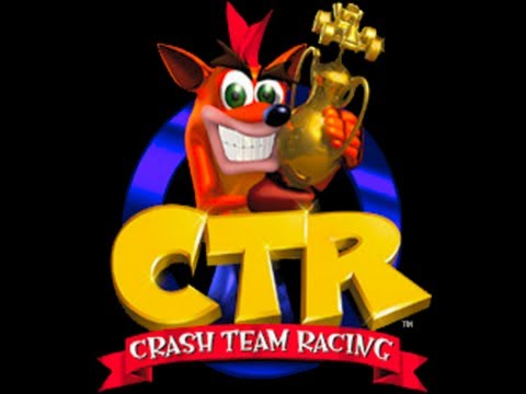 CTR Crash Team Racing on PS3 in HD 1080p