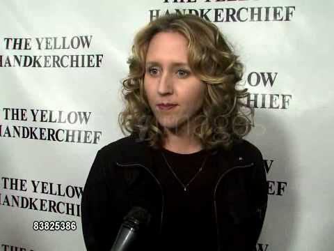 Brooke Smith Interview at 'The Yellow Handkerchief' Premiere