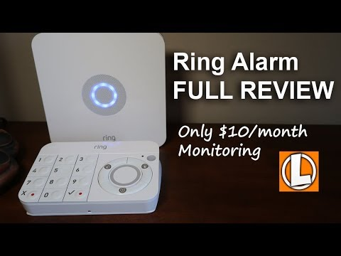 Ring Alarm Review - Wireless Home Security Features, Setup, Settings, Installation