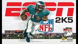 The Best Football Game Ever Made (ESPN NFL 2K5)