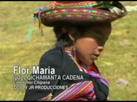 FLOR MARIA / CHUSCHI Qullqichamanta cadena