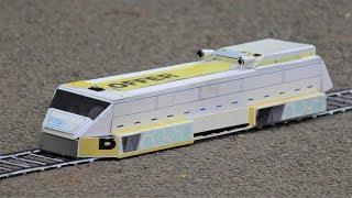 How To Make a train - train car