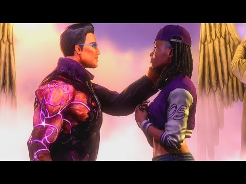 Saints Row: Gat Out of Hell Ending | Reunite Johnny with Aisha the love of his life