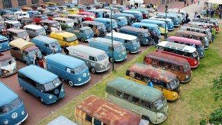 2nd European Barndoor Gathering & Vintage VW Show with Just Kampers