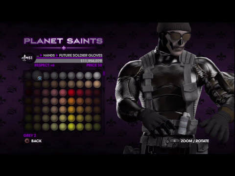 Saint Row 3 How To Make COD Ghost