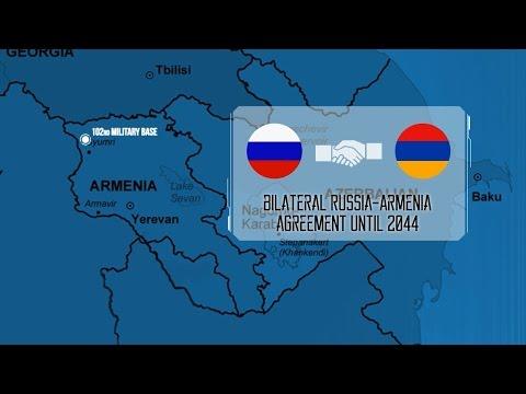 Российский контингент войск в Армении: история, война в Сирии, противостояние НАТО. Русский перевод.