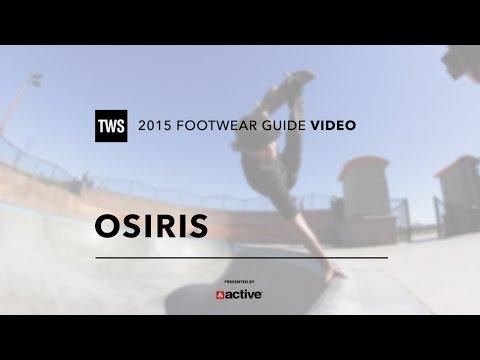 2015 Footwear Guide: Osiris - TransWorld SKATEboarding