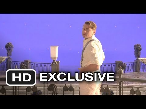 The Great Gatsby Exclusive - VFX Reel Before/After (2013) - Baz Luhrmann Movie HD