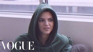"Kim Kardashian West and Kendall Jenner Talk Met Gala ""Goal Weight"""