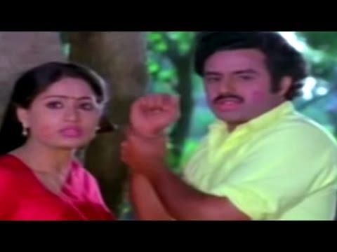 Tolly Bolly Comedy Action Scene Balram Balakrishna Vijayashanthi And Shobana
