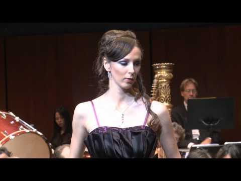"""ZUZANA BALLÁNOVÁ """"Eccomi in lieta vesta … O quante volte"""" – Bellini: I Capuleti e i Montecchi"""