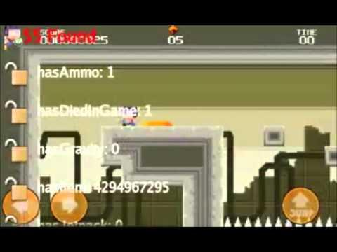 GameCIH video manual (Meganoid hack)