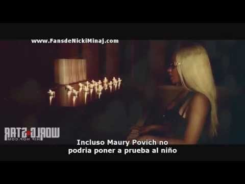 Nicki Minaj - Up In Flames - Video oficial subtitulado en espaol