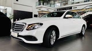 Mercedes E200 2019 Mẫu Xe Sang Tuyệt Đẹp Sự Lựa Chọn Hoàn Hảo Trong Phân Khúc