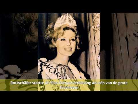 Corine Rottschäfer - Miss Europa 1957