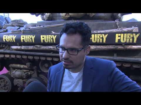 Fury: Michael Peña