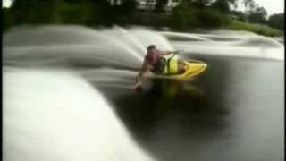 Crazy Cool Kneeboarding