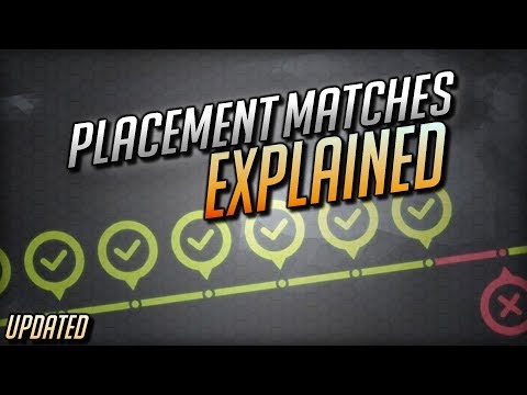 Season 6 Placement Matches EXPLAINED | Overwatch