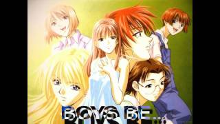 Aki Ii Boys Be Original Soundtrack